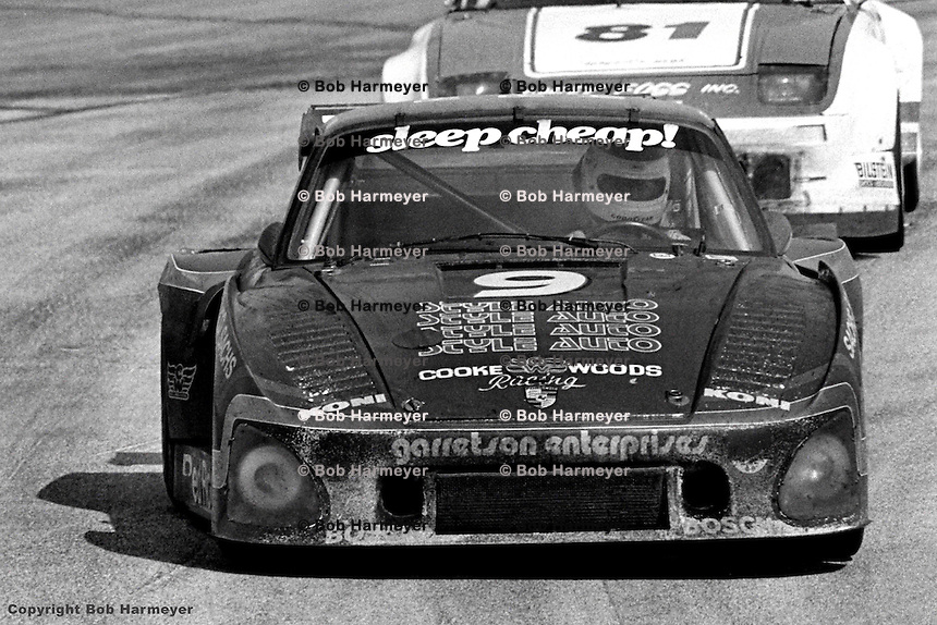 Bobby Rahal drives a Porsche 935 Kremer K3 in the 1981 24 Hours of Daytona at Daytona International Speedway, Daytona Beach, Florida, USA.