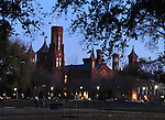 Smithsonian Institution Castle is an educational and research institute and associated museum complex in WasAhington DC, Smithsonian is funded by the government of the United States and funds from its endowment and contributions, Smithsonian Institution is the largest museum complex in the world,