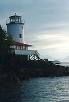 LIGHTHOUSE<br /> Sitka Lighthouse, Alaska