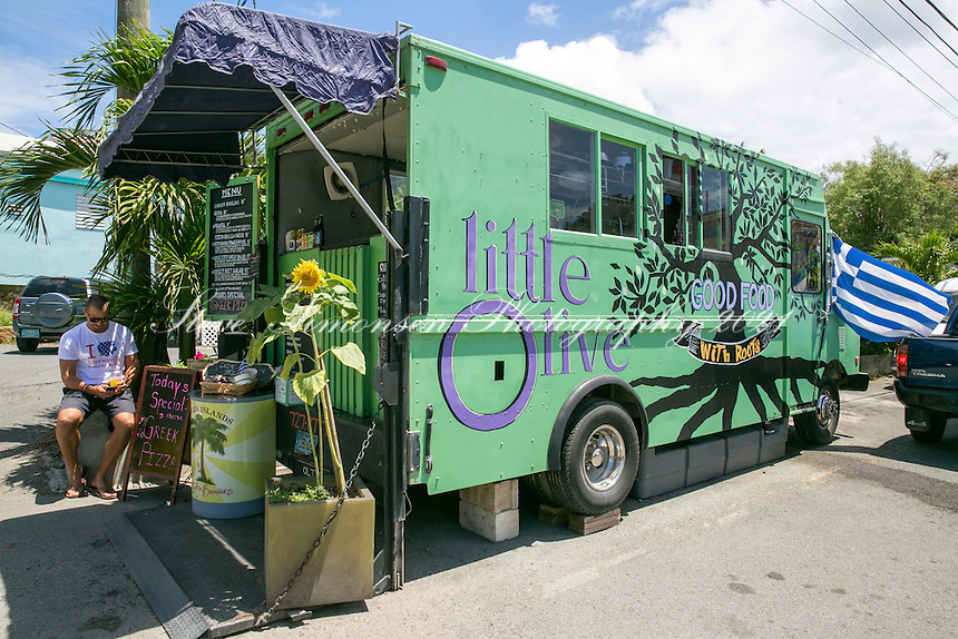 Little Olive Food Truck<br />