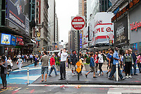 TIME SQUARE, NEW YORK CITY, NEW YORK, USA