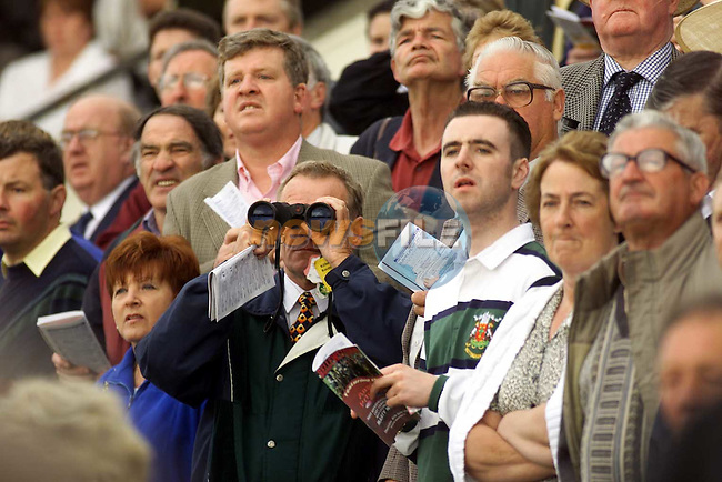 Part of the crowd at the Bellewstown Races on Thursday..Picture Paul Mohan Newsfile