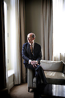 Francois de Wendel.copyright : magali corouge / Documentography.29/07/09.Paris...