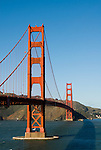 San Francisco, California, Golden Gate Bridge, South End, Visitor Center.  Photo copyright Lee Foster.  Photo # 1-casanf76409.