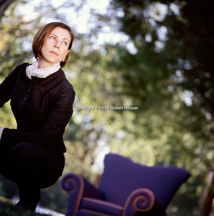Heather Killen - Vice President International - Yahoo!, editorial, portrait