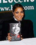 "Janet Jackson Signs ""True You"""