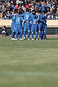 Ichiritsu Funabashi team group (Ichifuna),.JANUARY 9, 2012 - Football / Soccer :.Ichiritsu Funabashi players make a circle before the kick off of the 90th All Japan High School Soccer Tournament final match between Ichiritsu Funabashi 2-1 Yokkaichi Chuo Kogyo at National Stadium in Tokyo, Japan. (Photo by Hiroyuki Sato/AFLO)