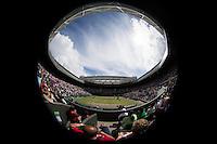 ..Tennis - OLympic Games -Olympic Tennis -  London 2012 -  Wimbledon - AELTC - The All England Club - London - Saturday 4th August  2012. .© AMN Images, 30, Cleveland Street, London, W1T 4JD.Tel - +44 20 7907 6387.mfrey@advantagemedianet.com.www.amnimages.photoshelter.com.www.advantagemedianet.com.www.tennishead.net