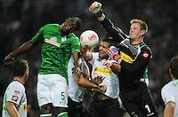 Fussball Bundesliga 2012/13: Werder Bremen - Moenchengladbach