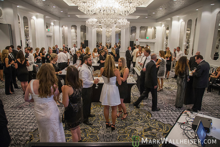 The Big Brothers Big Sisters of the Big Bend Black & White Bash at the Double Tree by Hilton in downtown Tallahassee August 12, 2016.