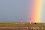 a rainbow ends oil drilling rig blackfeet reservation