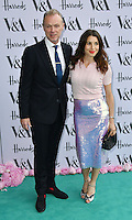 Gary Kemp, Lauren Kemp at V&amp;A Museum Summer Party fundraising benefit hosted by CondŽ Nast at Victoria and Albert Museum, London, England on June 22, 2016.<br /> CAP/JOR<br /> &copy;JOR/Capital Pictures<br /> Gary Kemp, Lauren Kemp at V&amp;A Museum Summer Party fundraising benefit hosted by Cond&eacute; Nast at Victoria and Albert Museum, London, England on June 22, 2016.<br /> CAP/JOR<br /> &copy;JOR/Capital Pictures /MediaPunch ***NORTH AND SOUTH AMERICAS ONLY***
