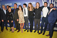 New York, NY- September 20: Cast of Years of Living Danerously, attends National Geographic's 'Years Of Living Dangerously' new season world premiere at the American Museum of Natural History on September 21, 2016 in New York City.@John Palmer / Media Punch