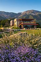 Conservation and Administration building, Santa Barbara Botanic Garden