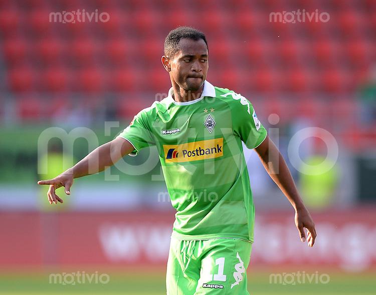 FUSSBALL  1. Bundesliga   2013/2014   Testspiel  FC Ingolstadt 04 - Borussia Moenchengladbach    13.07.2013 Raffael (Borussia Moenchengladbach)