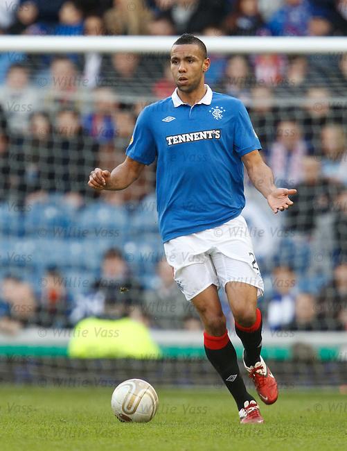 Kyle Bartley, Rangers