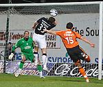 030309 Falkirk v Dundee Utd