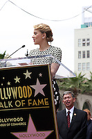 LOS ANGELES - MAY 2:  Scarlett Johansson at the Scarlett Johansson Star Walk of Fame Ceremony at Hollywood Boulevard on May 2, 2012 in Los Angeles, CA