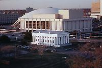 1975 November ..Redevelopment..Downtown North (R-8)..CHRYSLER HALL.SCOPE.OLD NORFOLK ACADEMY...NEG#.NRHA# 4924..