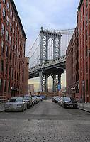 DUMBO - Brooklyn, New York<br /> (Down Under the Manhattan Bridge Overpass)