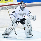 Jon Gillies (PC - 32) - The Providence College Friars tied the visiting Boston College Eagles 3-3 on Friday, December 7, 2012, at Schneider Arena in Providence, Rhode Island.