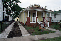 1995 May ..Conservation.Lamberts Point..Home Program.New rehabs complete.1342 West 38th Street.Front Exterior...NEG#.NRHA#..SPECIAL:HomePrg1 19:18