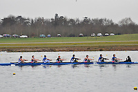 393 CanfordSchBC IM3.8+..Marlow Regatta Committee Thames Valley Trial Head. 1900m at Dorney Lake/Eton College Rowing Centre, Dorney, Buckinghamshire. Sunday 29 January 2012. Run over three divisions.