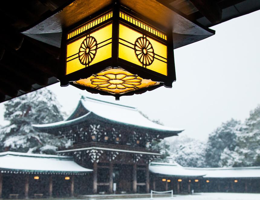 Tokyo snow2