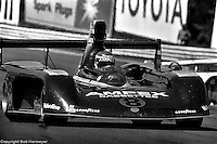 WATKINS GLEN, NY - JULY 6: Bobby Rahal drives the Prophet 1/Chevrolet  during the Can-Am race on July 6, 1980, at the Watkins Glen Grand Prix Race Course near Watkins Glen, New York.