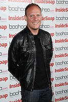 Anthony Cotton arriving for the Inside Soap Awards Launch Party at Rosso Restaurant, Manchester. 09/07/2012 Picture by: Steve Vas / Featureflash