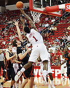 Richard Howell, NC State University vs Princeton at the RBC Center, Raleigh, NC, Wednesday, November 16, 2011. .