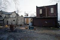 1996 February 10.Conservation.Lamberts Point...Acquisitions.Rear Exterior.1446 West 38th Street...NEG#.NRHA#..CONSERV: Lambert2 6:20