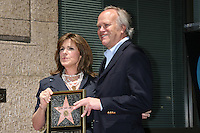 Susan Saint James & husband Dick Ebersol.Susan Saint James receives a Star on the Hollywood Walk of Fame. Los Angeles, CA.June 11, 2008.©2008 Kathy Hutchins / Hutchins Photo .