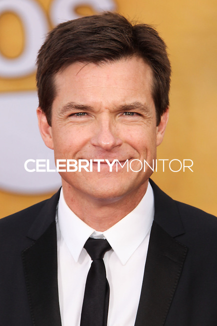 LOS ANGELES, CA - JANUARY 18: Jason Bateman at the 20th Annual Screen Actors Guild Awards held at The Shrine Auditorium on January 18, 2014 in Los Angeles, California. (Photo by Xavier Collin/Celebrity Monitor)