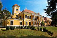 Neo Classic Szecheny chateaux - Szigiglet, Balaton, Hungary
