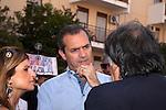Palermo: De Magistris in via D'Amelio ricorda Paolo Borsellino