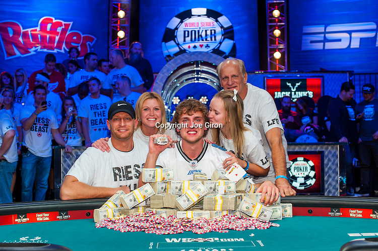 Multiple, Multiple Bracelet Winners