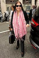 SEP 11 Nana Mouskouri leaving BBC Radio 2