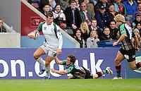 Twickenham, GREAT BRITAIN, during the EDF Energy Cup rugby match,  Harlequins vs London Irish, at Twickenham Stoop, Surrey on Sat 25.10.2008 [Photo, Peter Spurrier/Intersport-images]