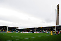 A general view of Franklin's Gardens prior to the match. Aviva Premiership match, between Northampton Saints and Bath Rugby on September 3, 2016 at Franklin's Gardens in Northampton, England. Photo by: Patrick Khachfe / Onside Images