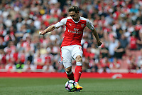 Nacho Monreal of Arsenal during Arsenal vs Everton, Premier League Football at the Emirates Stadium on 21st May 2017