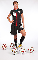 USWNT Portraits, April 19, 2014