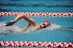 26 MAR 2011: Freshman Allen Weik of Denison competes in the 1650 yard freestyle during the Division III Menís and Womenís Swimming and Diving Championship held at Allan Jones Aquatic Center in Knoxville, TN. Weink finished with a NCAA record time of 15:04.47 to win the national title. David Weinhold/NCAA Photos
