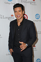 LOS ANGELES, CA - NOVEMBER 10: Mario Lopez attends the 5th Annual Eva Longoria Foundation Dinner at Four Seasons Hotel Los Angeles at Beverly Hills on November 10, 2016 in Los Angeles, California. (Credit: Parisa Afsahi/MediaPunch).