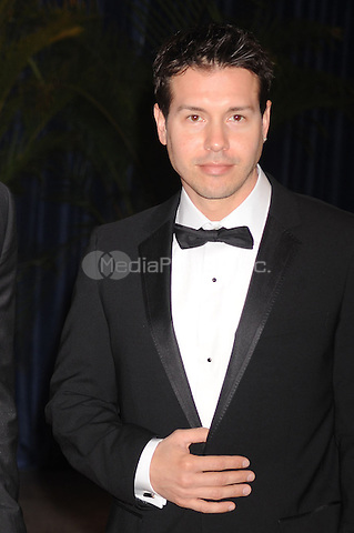 Jon Seda arrives at the White House Correspondents' Association Dinner in Washington, DC. May 1, 2010. Credit: Dennis Van Tine/MediaPunch