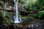 Russell Falls in Mt Field National Park, Tasmania, AUSTRALIA