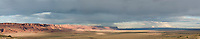 Vermilion Cliffs National Monument, Arizona, panorama
