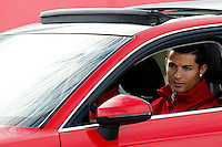 Real Madrid's New Cars Made by Audi