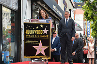 Patricia Heaton &amp; Gary Sinise at the Hollywood Walk of Fame star ceremony honoring actor Gary Sinise. Los Angeles, USA 17 April  2017<br /> Picture: Paul Smith/Featureflash/SilverHub 0208 004 5359 sales@silverhubmedia.com