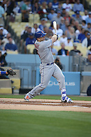 05/12/16 Los Angeles, CA: New York Mets third baseman David Wright #5 during an MLB game played between the Los Angeles Dodgers and the New York Mets at Dodger Stadium